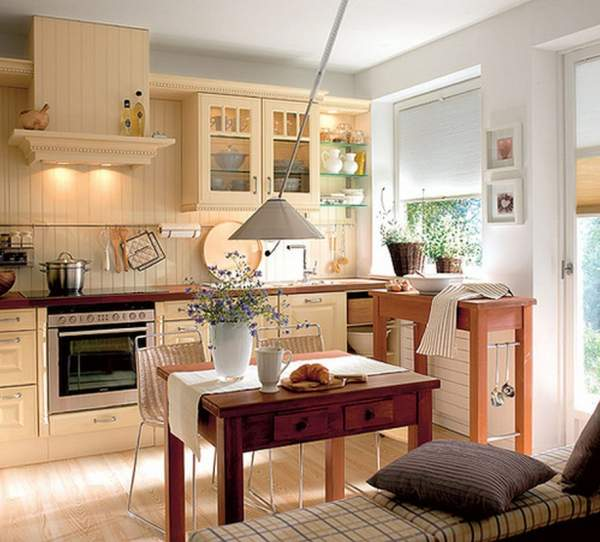 Amazing Ideas For Creating A Comfortable And Cozy Kitchen