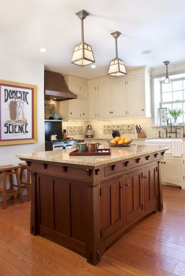 8 elements of the kitchen interior in the classical style: for those who are laconic and chic