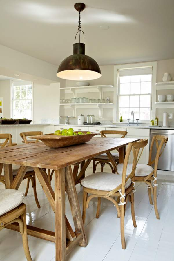 Can the kitchen table surpass the island's popularity?