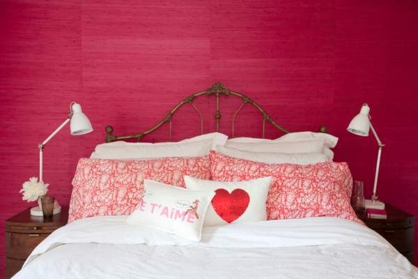 Color your dreams, or color combinations in the interior of the bedroom