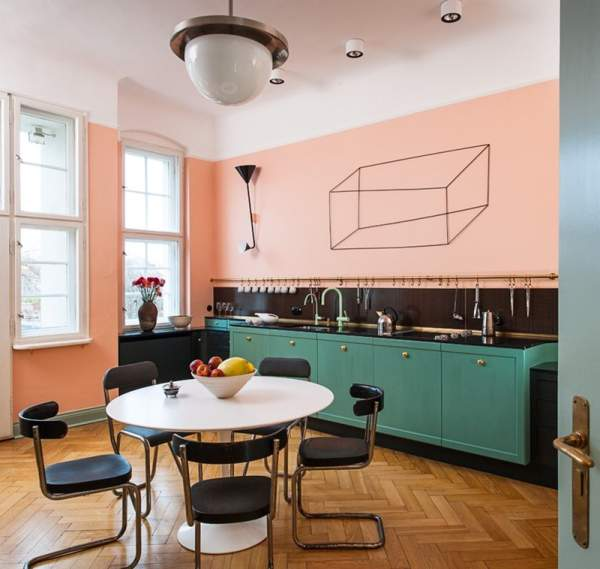 Delightfully beautiful kitchens: interiors, photos of which conquer you