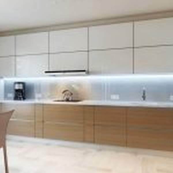 Direct kitchens - perfect layout and 88 photo of stylish design