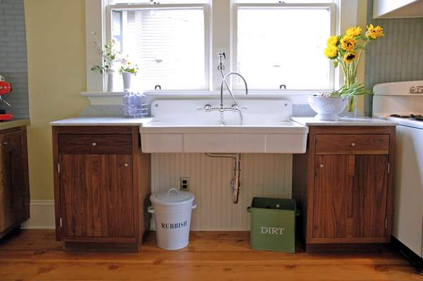 Does it always mean better? Determine the ideal size of a kitchen sink