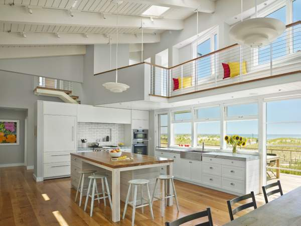 Fascinating design of kitchen interior
