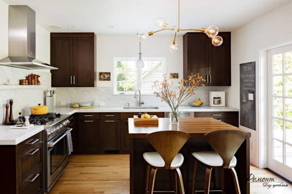 How to create a beautiful kitchen interior?
