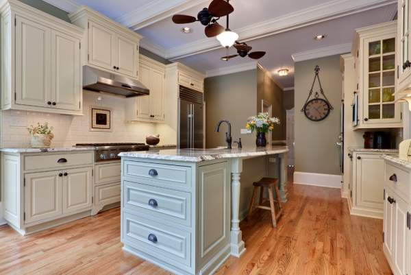 Ideas for kitchen interior design: stylish options for color and choice of accessories