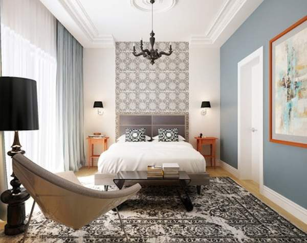 Interior design bedrooms: 5 ideas that inspire you