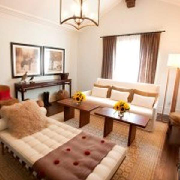Functional Living Room Ideas: Living Room, Combined With The Bedroom