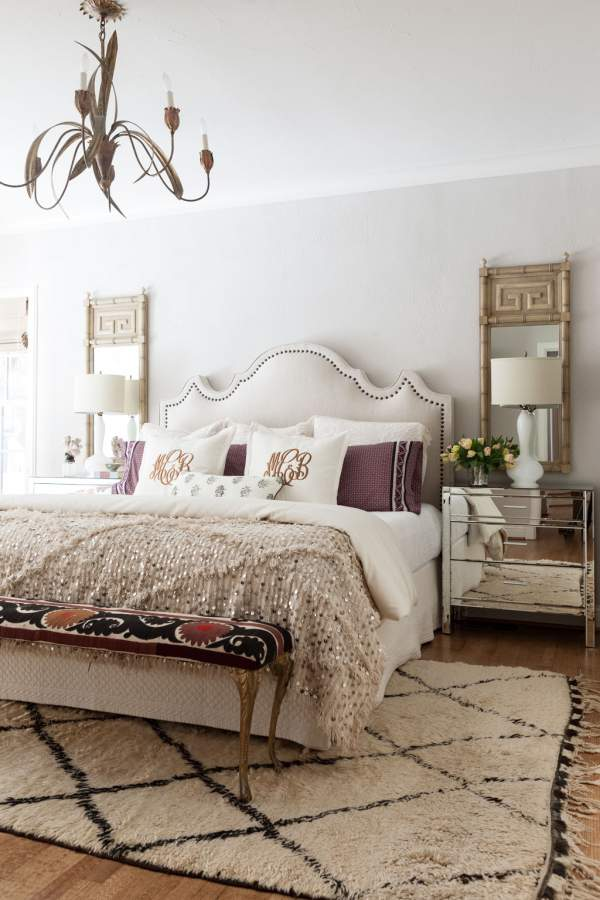 Magnificent design of the bedroom interior. Ideas and photos!