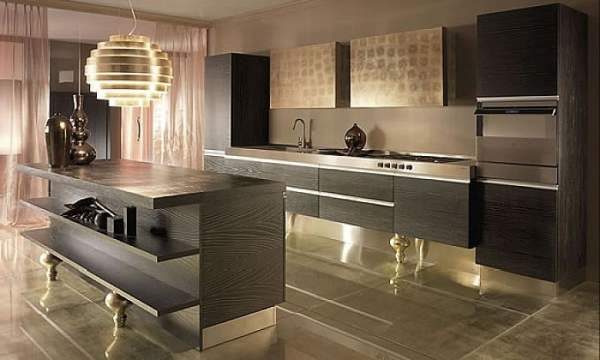 Maintaining the ideal order in the kitchen is a guarantee of comfort and coziness in your hospitable home