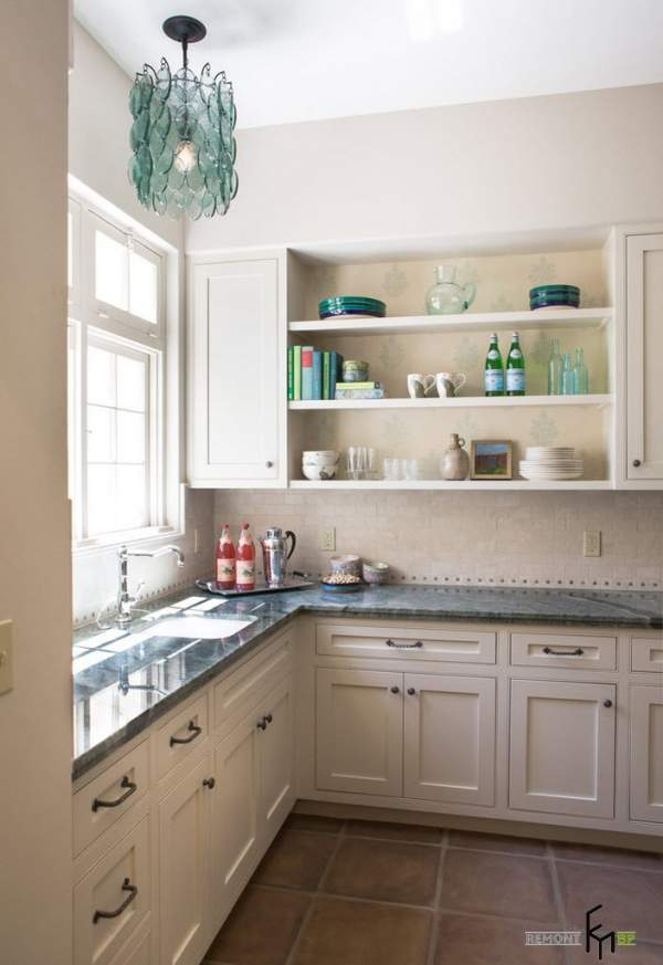 Mediterranean style in the interior of the kitchen - a creative approach to a practical setting