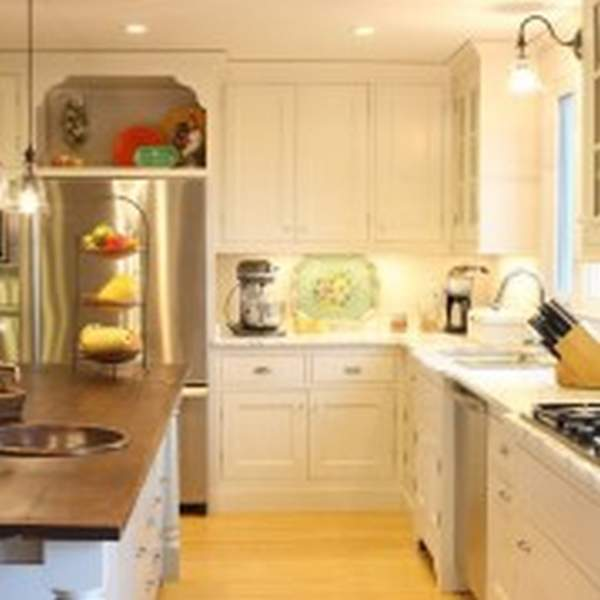 Niche in the kitchen wall: a design element or a functional architectural detail?