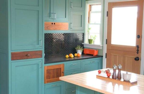 Simple ways to update the interior of the kitchen - without perfectionism and extra costs
