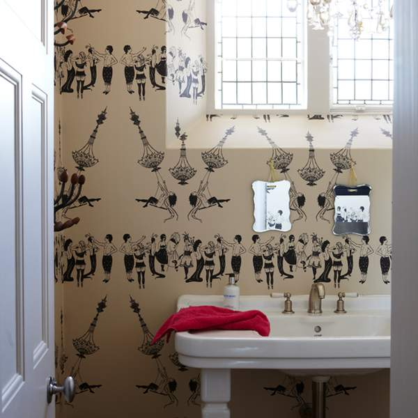 Small and stylish: ways to decorate the bathroom
