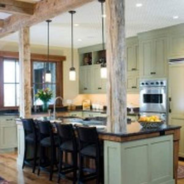 Style preferences in kitchen design