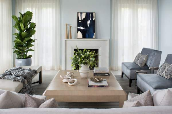 Modern Interieur Living : The novelty of the week spacious and modern interior of the
