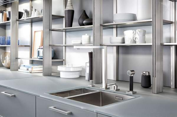 Undoubtedly useful in the economy of the idea of ​​storage in the kitchen