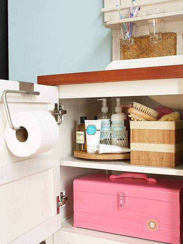 Very practical ideas for storing things in the kitchen