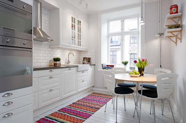 Kitchen interior in scandinavian style 102 the best - Scandinavian interior design magazine ...