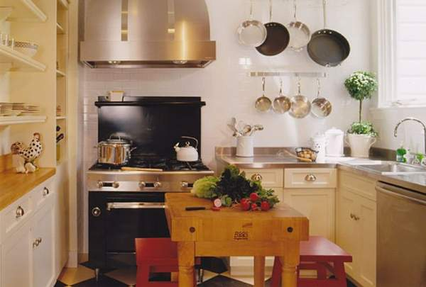 Kitchen island in a small kitchen: a selection of compact models & Kitchen island in a small kitchen: a selection of compact models ...