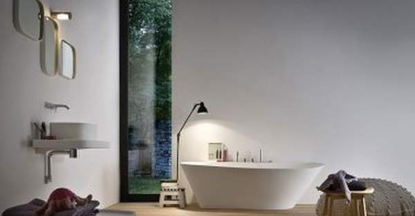 We leave for the boundless world of design in search of the perfect interior of the bathroom